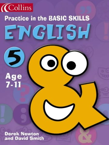 9780007177141: English Book 5 (Practice in the Basic Skills) (Bk.5)