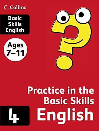 9780007177158: Practice in the Basic Skills (4) - English Book 4: English Bk.4