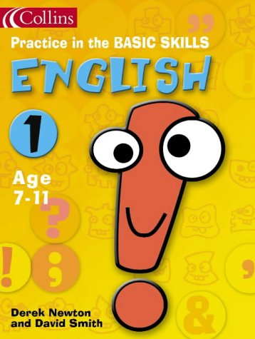 9780007177189: Practice in the Basic Skills (1) - English Book 1: English Bk.1