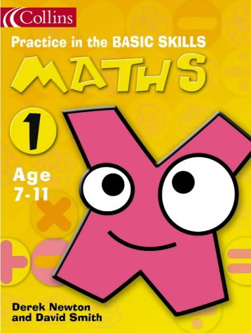 9780007177196: Maths Book 1 (Practice in the Basic Skills) (Bk.1)