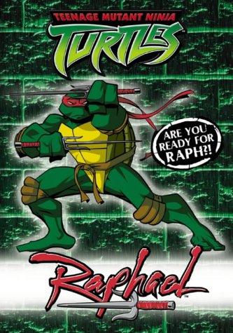 9780007177332: Teenage Mutant Ninja Turtles - Raphael: Collector Book