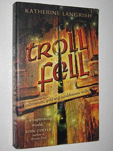 9780007177387: Troll Fell