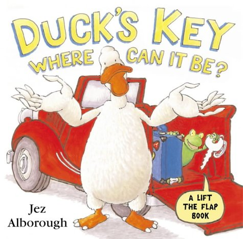 9780007177646: Duck's Key: Where Can it Be?