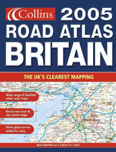 9780007177714: Collins Road Atlas 2005: Britain