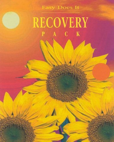 9780007177967: Easy Does It Recovery Pack: Including the Recovery Book of Meditations, My Recovery Journal, and 52 Pick-Me-Up Recovery Cards