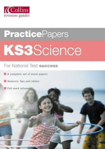 9780007178032: Practice Papers - KS3 Science