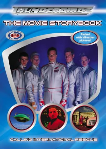 9780007178063: Thunderbirds - Movie Storybook