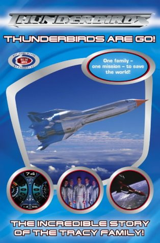 9780007178087: Thunderbirds: Thunderbirds Are Go!