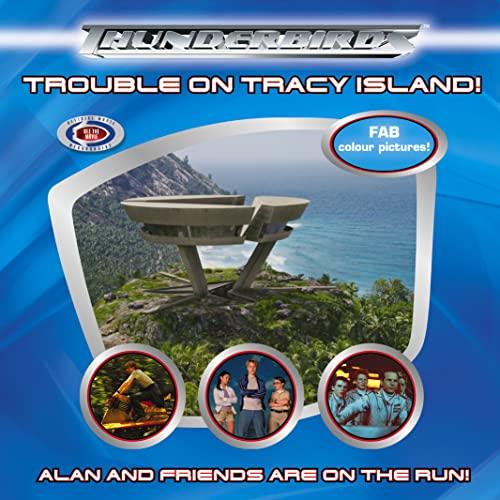 9780007178100: Thunderbirds - Trouble On Tracy Island: Photoguide / Picture Book: Trouble on Tracy Island No. 1