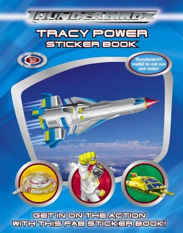 9780007178124: Thunderbirds: Tracy Power Sticker Book (Thunderbirds S.)