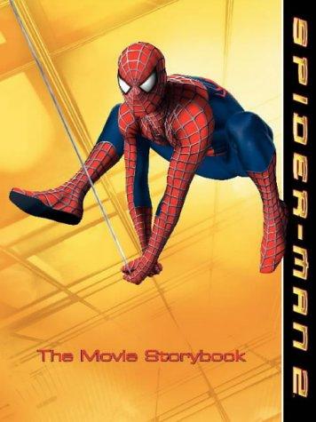 Spider-Man 2: The Movie Storybook