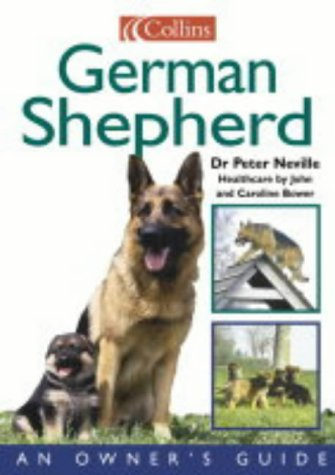 9780007178339: German Shepherd (Collins Dog Owner's Guides)