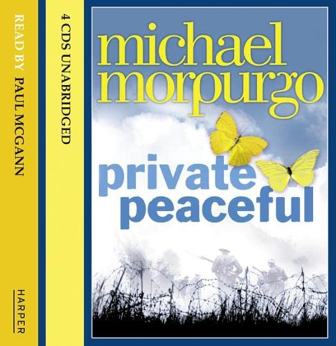 9780007178445: Private Peaceful: Complete & Unabridged