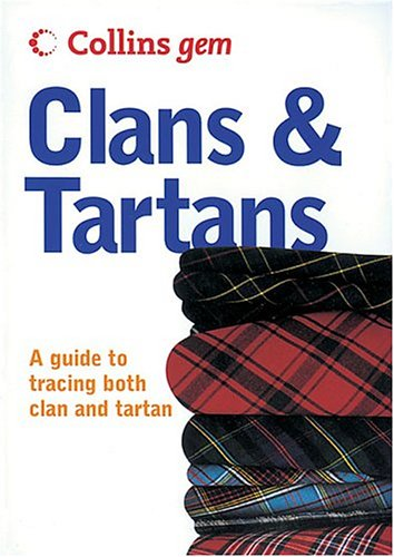 9780007178551: Collins Gem - Clans and Tartans