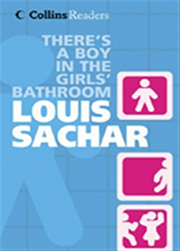 9780007178636: There's a Boy in the Girls' Bathroom (Collins Readers)