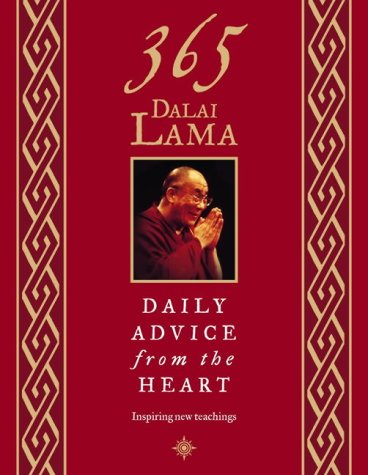 9780007179039: 365 Dalai Lama: Daily Advice from the Heart