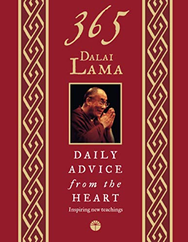 9780007179039: 365 Dalai Lama: Daily Advice from the Heart