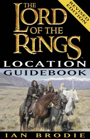 9780007179251: The Lord of the Rings Location Guidebook