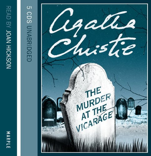 9780007179442: The The Murder at the Vicarage: The Murder at the Vicarage Complete & Unabridged