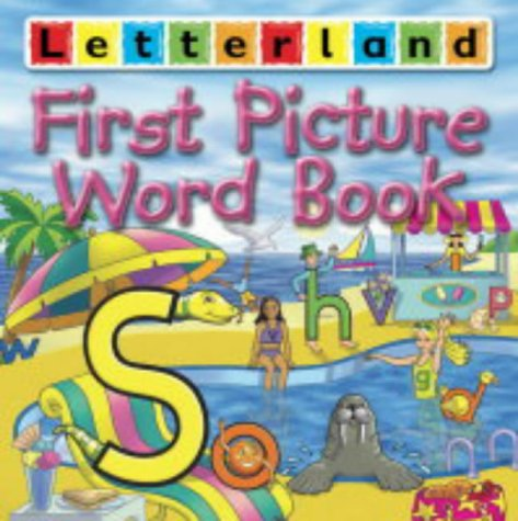 9780007179534: First Picture Word Book (Letterland Picture Books)