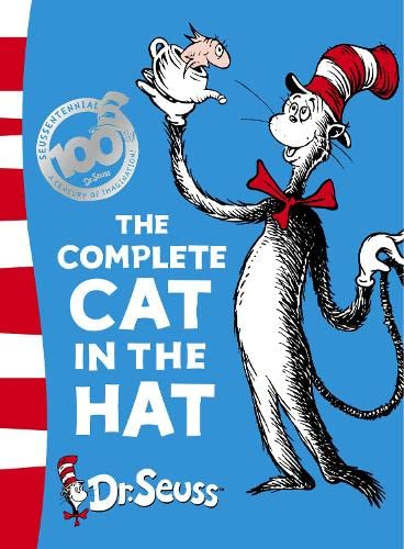 "9780007179572: The Complete Cat in the Hat: ""The Cat in the Hat"", ""The Cat in the Hat Comes Back"""