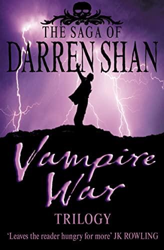 9780007179589: Vampire War Trilogy: Books 7 - 9 (The Saga of Darren Shan)