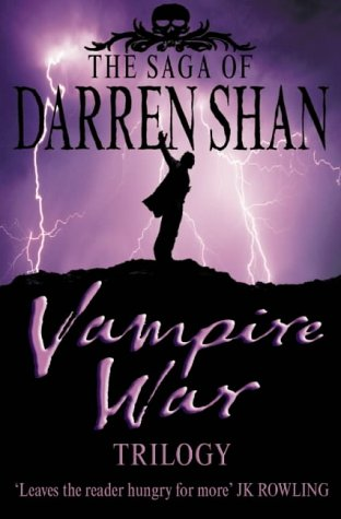 9780007179589: Vampire War Trilogy: Books 7 - 9 (The Saga of Darren Shan):