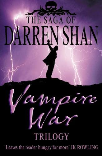 Vampire War Trilogy: Books 7 - 9: Darren Shan
