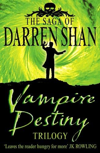 9780007179596: Vampire Destiny Trilogy
