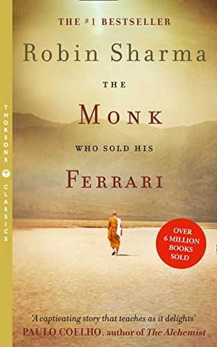 9780007179732: The Monk Who Sold his Ferrari