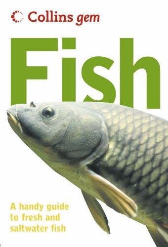 9780007180134: Fish (Collins Gem)