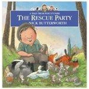 9780007180141: The Rescue Party (Book & Tape)