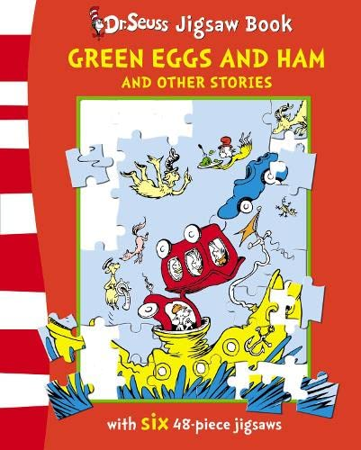 9780007180561: DR SEUSS JIGSAW BOOK: GREEN EGGS AND HAM AND OTHER STORIES: WITH SIX 48-PIECE JIGSAWS.