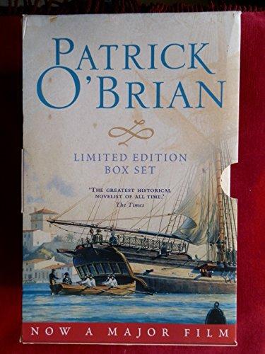 9780007180875: Patrick O?Brian Box Set