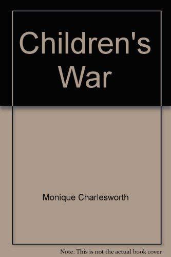 9780007180882: Children's War