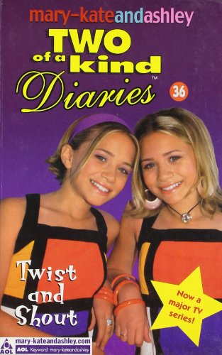 9780007180929: Twist and Shout (Two of a Kind Diaries)