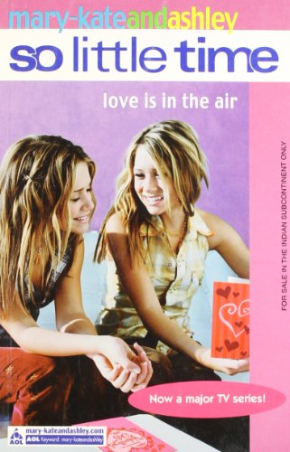 Love Is in the Air: Ashley JaQuavis; Mary