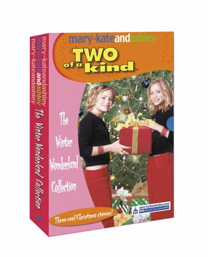 9780007181049: The Winter Wonderland Collection: Boxed Set Bks. 26, 32 & 38 (Two of a Kind Diaries)