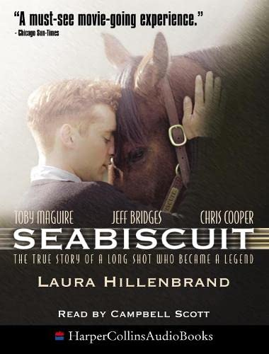 9780007181186: Seabiscuit: The True Story of Three Men and a Racehorse