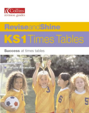 9780007181209: Times Tables 5-7 (Revise and Shine): Age 5-7 (Revise & Shine)