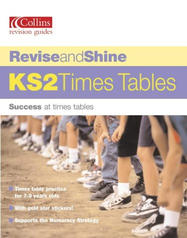 9780007181216: Times Tables: Age 7-9 (Revise & Shine)