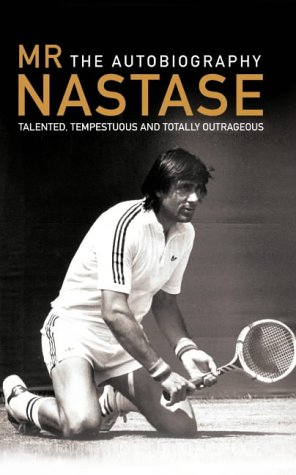 Mr Nastase The Autobiography (Signed Copy)