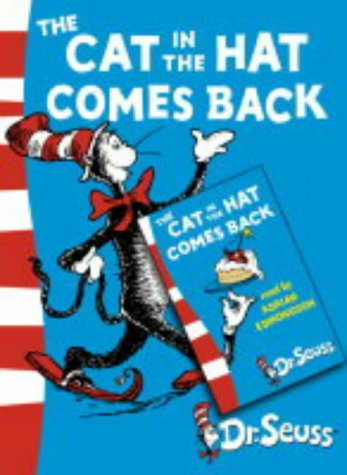 9780007181469: The Cat in the Hat Comes Back (Book & CD)