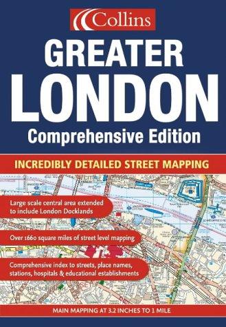 9780007181551: Greater London Street Atlas