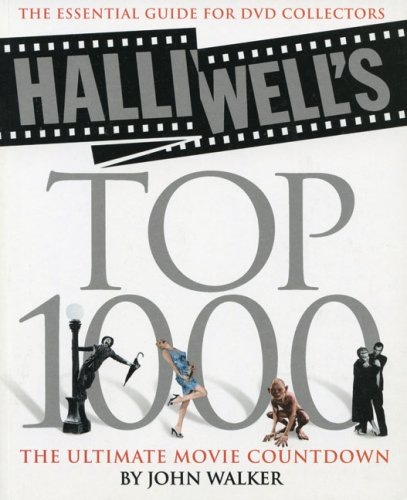9780007181650: Halliwell's Top 1000: The Ultimate Movie Countdown