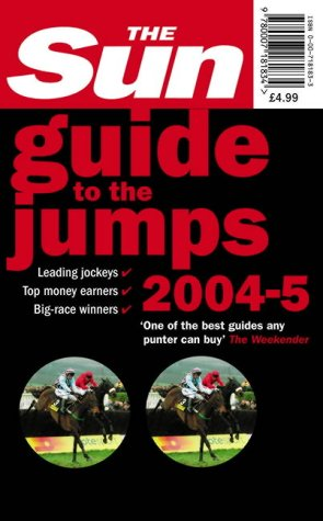 9780007181834: The Sun Guide to the Jumps 2004/2005