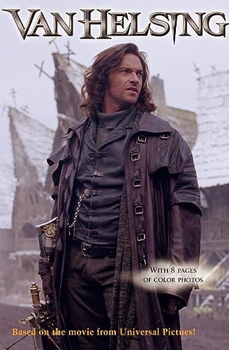 Van Helsing: The Novel (Van Helsing)