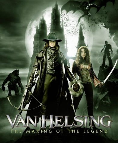 9780007181896: Van Helsing: The Making of the Legend