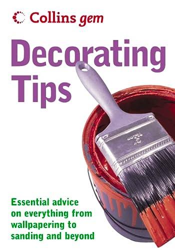 9780007182053: Decorating Tips (Collins Gem)