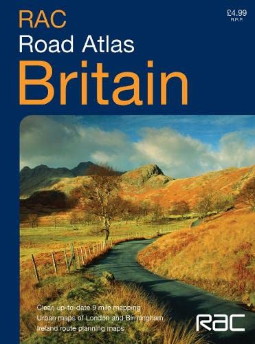 9780007182060: RAC Compact Britain Road Atlas